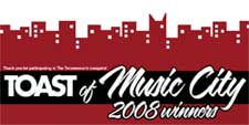Toast of Music City Peoples\' Choice Awards