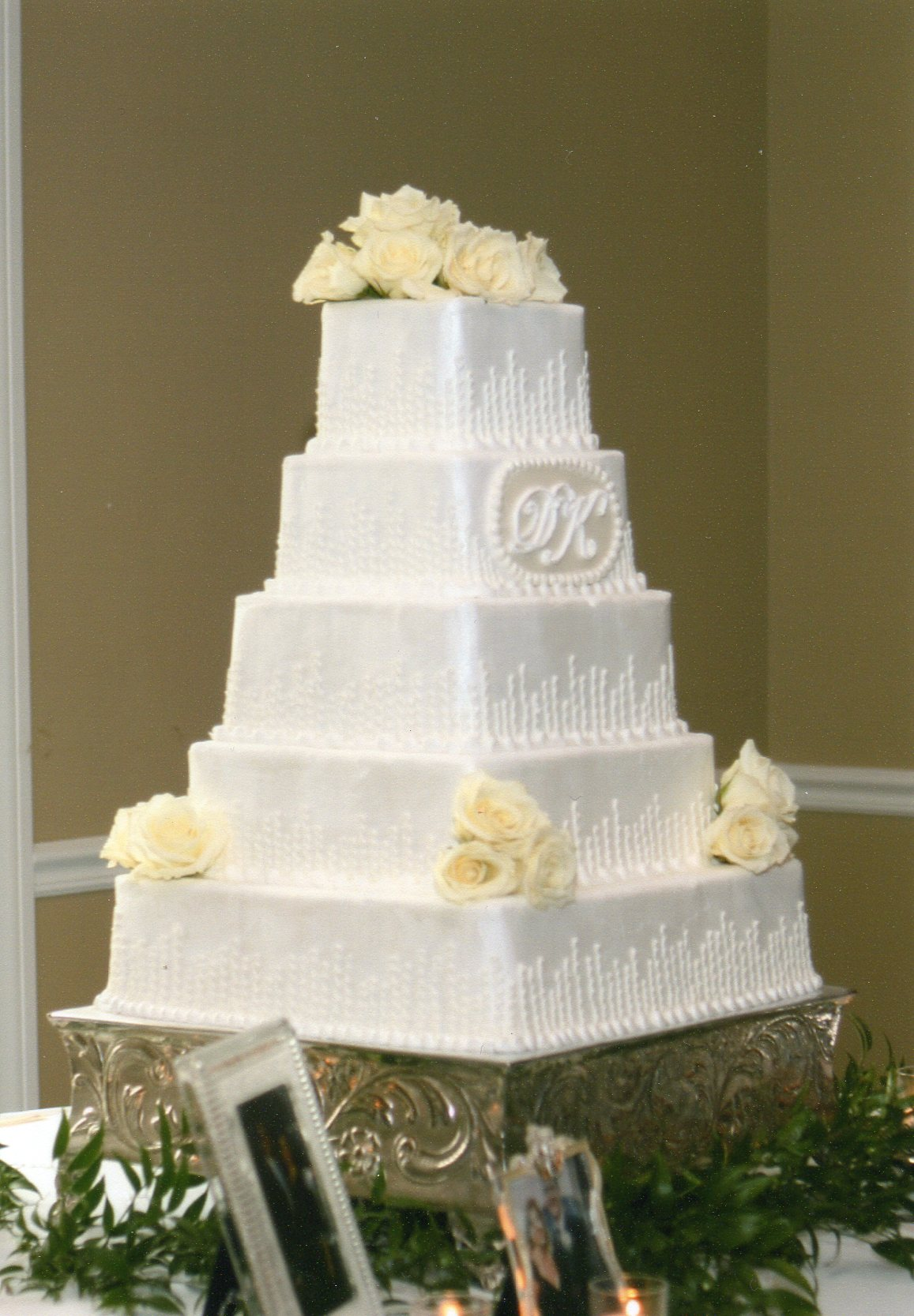 Sweet Cakes For My Tooth No Not Wedding Flowersbut