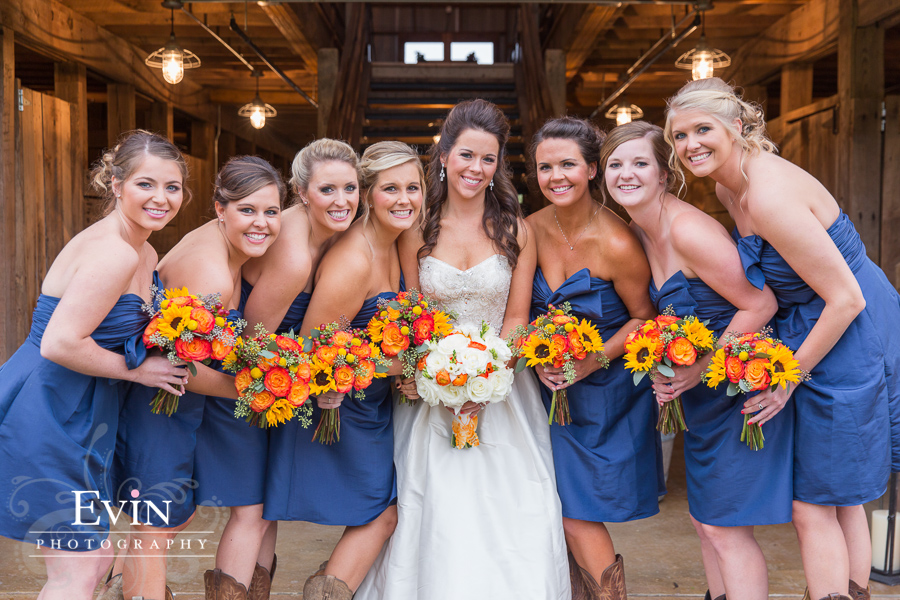 branching out finch bridesmaids