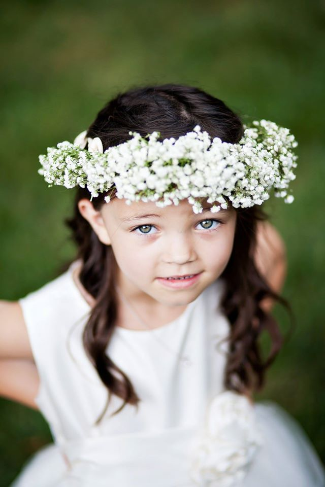 branching out jessica jon flowergirl halo